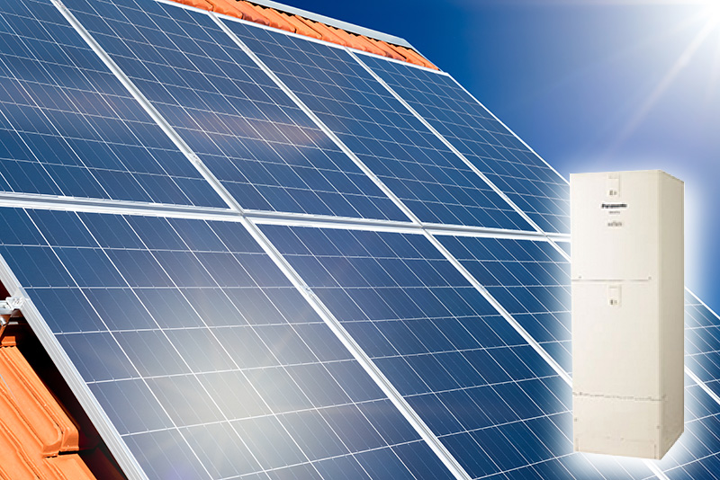 太陽光と蓄電池