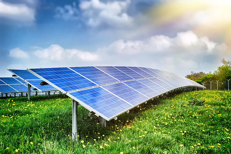 土地付きの太陽光発電